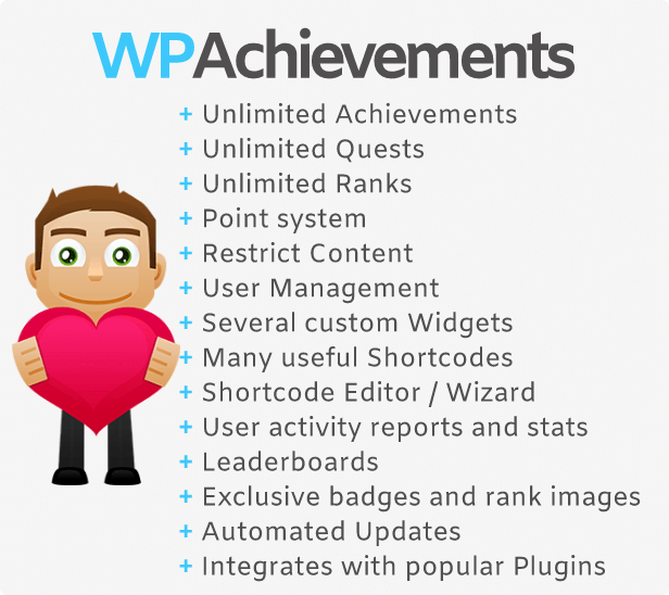 WPAchievements Features