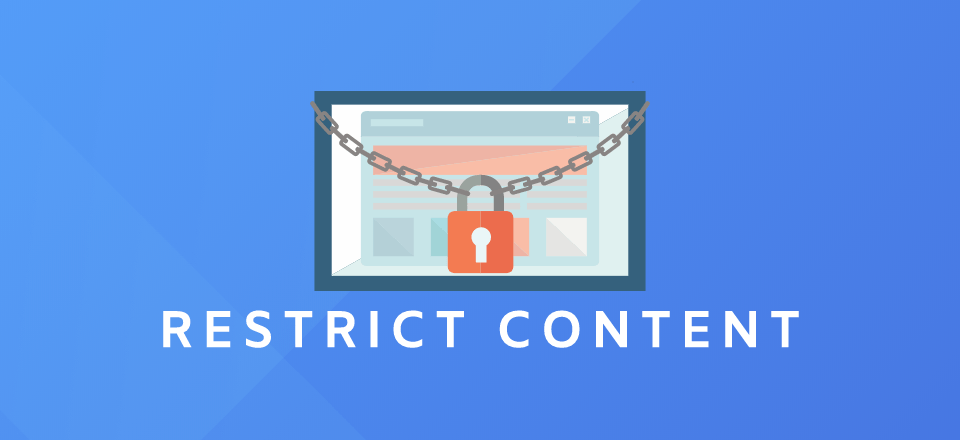 Conditional Shortcodes and Restricted Content